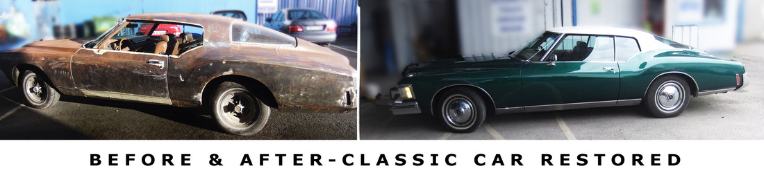 AC Crash Repair-classic restored car,AC Crash Repair, Car repair Clonmel